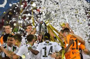 Juventus Juara Piala Super Italia
