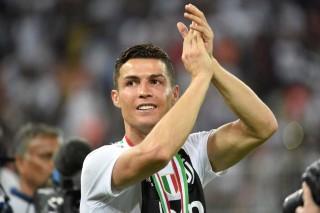 Komentar Ronaldo Usai Bawa Juventus Raih Trofi Piala Super Italia
