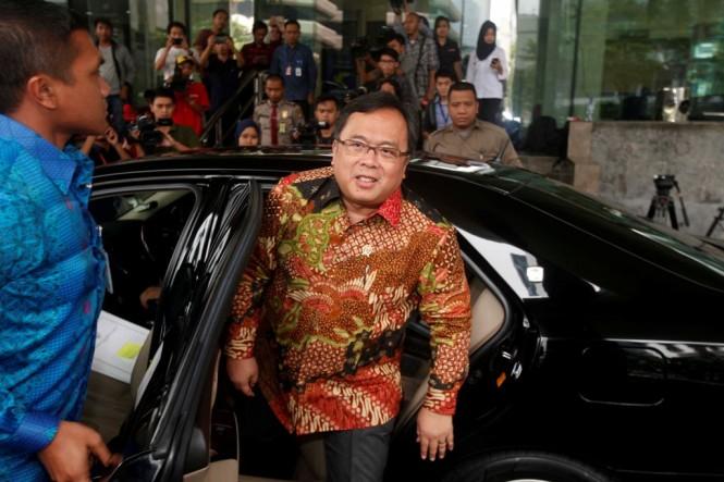 Menteri PPN/Kepala Bappenas Bambang Brodjonegoro (MI/ROMMY PUJIANTO)