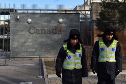 Tiongkok Kembali Tahan Warga Kanada