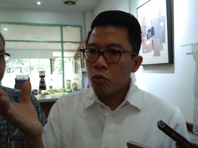 Anggota Komisi XI DPR M. Misbakhun. Foto: Metrotvnews.com/Nur Azizah