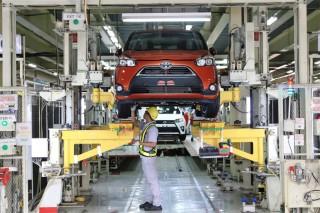 Revolusi Industri Otomotif 4.0, Tak Boleh Lupakan SDM