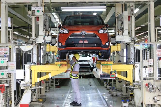 Penyediaan SDM yang berkompetensi industri 4.0 juga harus diperhatikan. Toyota
