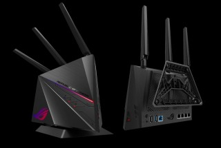 Router Gaming ASUS ROG Bawa Performa Pro Gamer