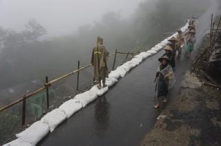 Desa Terdampak Longsor Berada di Ketinggian 700 Mdpl