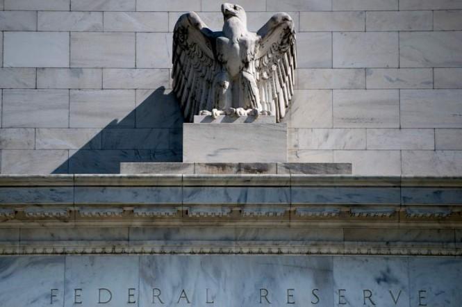 Ilustrasi The Fed. (FOTO: AFP)