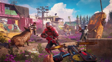 Ubisoft Rilis Spesifikasi Far Cry New Dawn