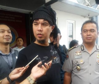 Polda Jatim Limpahkan Kasus Ahmad Dhani ke Kejati