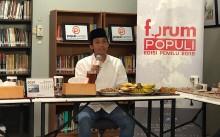 Jokowi-Ma'ruf Diyakini Menang Mudah di Debat Perdana