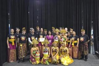 Pesona Indonesia di Chicago Travel Adventure Show 2019 Berhasil Membius Pengunjung