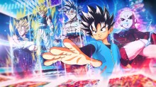 Bandai Bawa Game Dragon Ball Bergaya Card Battle