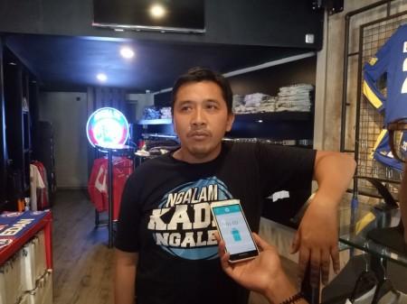 Komentar Arema Soal IB Berpotensi Jadi Tersangka Mafia Bola