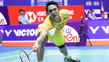 Malaysia Masters 2019: Ginting Lolos, Jojo Disingkirkan Chen Long