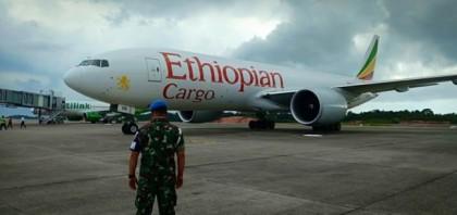 Penyelidikan Selesai, Ethiopian Airlines Tinggalkan Hang Nadim Batam