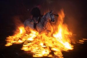 Luminaria, Tradisi Unik Khas Rakyat Spanyol
