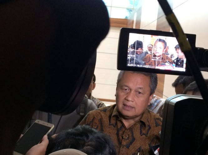 Gubernur Bank Indonesia (BI) Perry Warjiyo. Medcom/Husen M.