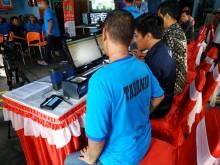 Menjelang Pemilu, Warga Binaan Lapas Malang Rekam E-KTP