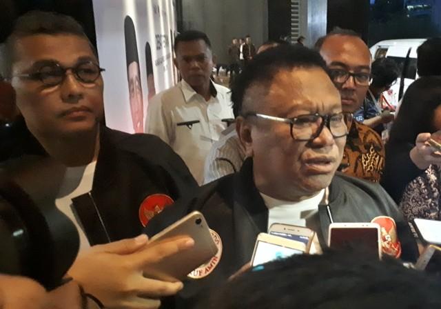 Ketua MPR RI Oesman Sapta Odang (OSO)--Medcom.id/Faisal Abdalla