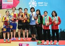 Main Lepas, Kunci Sukses Yulfira/Jauza Lolos ke Perempat Final