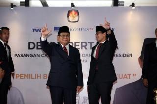 Prabowo: Terorisme Kiriman Negara Lain