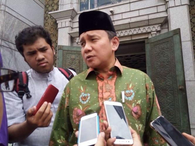Deputi Gubernur Senior Bank Indonesia (BI) Mirza Adityaswara. (FOTO: Medcom.id/Desi Angriani)