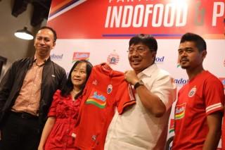 Persija Gaet Sponsor Utama Jelang Arungi Liga 1 2019