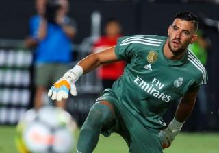 Kiper Real Madrid Gabung Klub Kasta Kedua Inggris