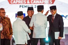 Cek Fakta Prabowo Sebut Jateng Lebih Luas dari Malaysia