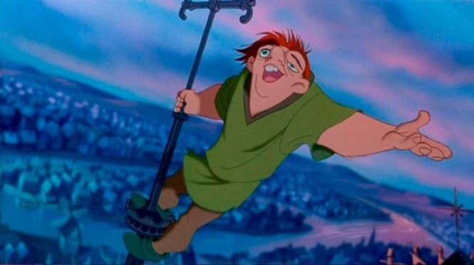 The Hunchback of Notre Dame (Foto: youtube)