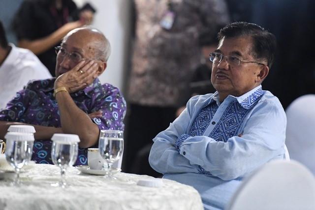 Wakil Presiden Jusuf Kalla. Foto: Antara/Hafidz Mubarak