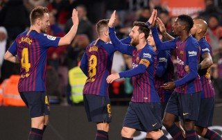 Tuntaskan Dendam, Barcelona Melenggang ke Perempat Final