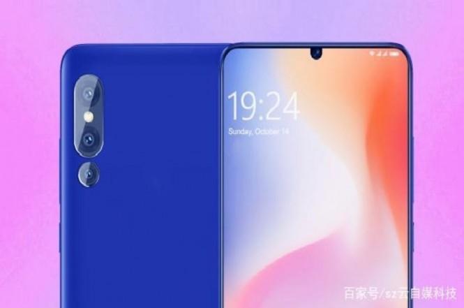 Bocoran gambar Xiaomi Mi 9 beredar di internet dengan  sejumlah poin utama sesuai rumor yang beredar.
