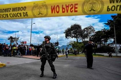 Bom Meledak di Akademi Kepolisian Kolombia, 10 Tewas