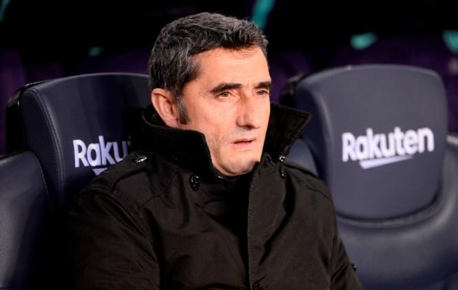 Ernesto Valverde (Foto: AFP/Josep Lago)