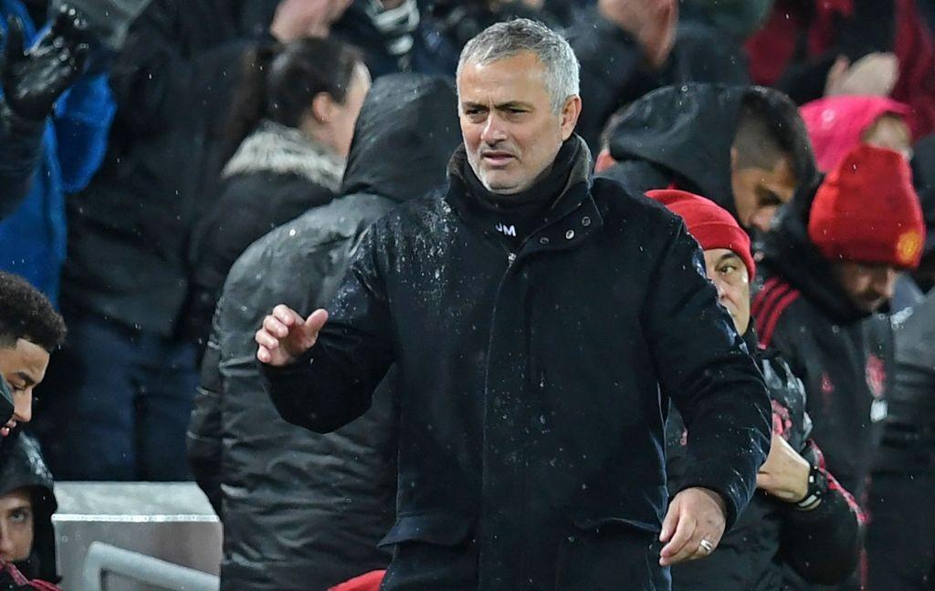 Jose Mourinho (Foto: AFP/Paul Ellis)