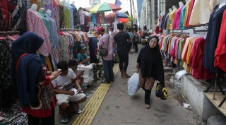 Polisi Tangkap Provokator Rusuh PKL Tanah Abang