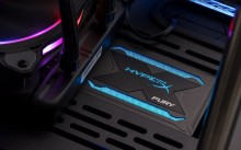 HyperX Punya SSD Pakai LED RGB