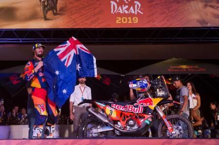 Price Pertahankan Dominasi Kemenangan KTM di Dakar Rally 2019