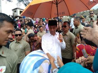 Jokowi: Siapa Bilang Pak Ma'ruf Hanya Diam