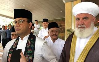 Damaskus Apresiasi Akhlak Pelajar Indonesia