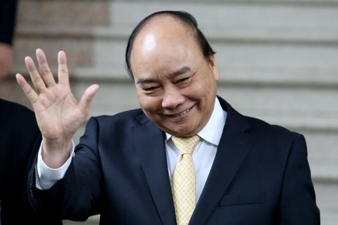 Perdana Menteri Vietnam Nguyen Xuan Phuc . (Foto: AFP)