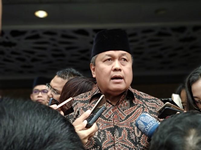 Gubernur Bank Indonesia Perry Warjiyo. (FOTO: Medcom.id/Husen Miftahudin)