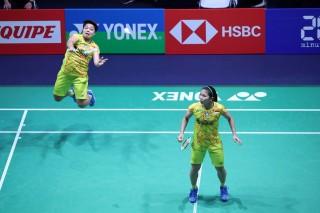 Greysia Polii/Apriyani Rahayu Lolos ke Semifinal