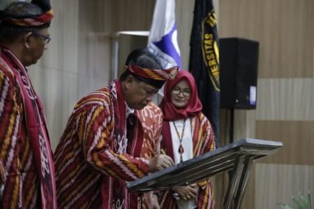 Gedung Kampus Mangkrak Disuntik Dana Rp1,7 Triliun