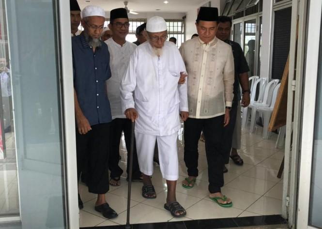 Abu Bakar Baasyir will be released from prison next week.
