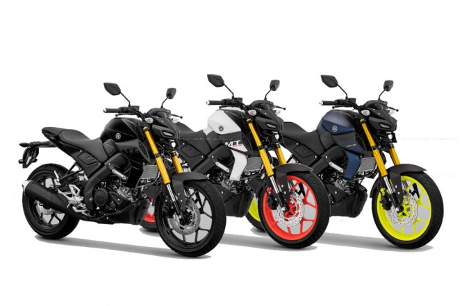 Yamaha MT-15 kini menjadi salah satu line up MT-Series di Indonesia. Yamaha