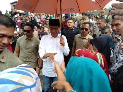 Jokowi Pastikan Pembangunan Tol Cigatas Tahun Ini