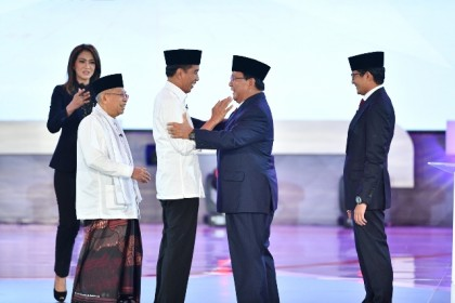 Debat Perdana Dinilai Belum Meyakinkan Milenial