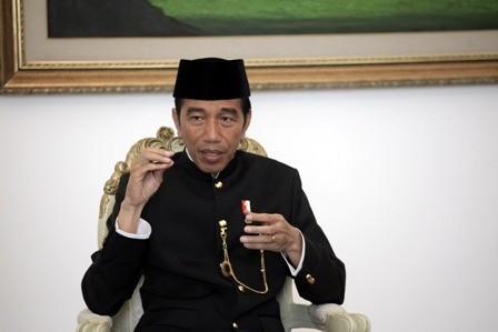 President Joko Widodo (Photo:MI/Arya Manggala)