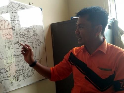 Lulut Andi Ariyanto Kasi Kebersihan dan Persampahan pada Dinas